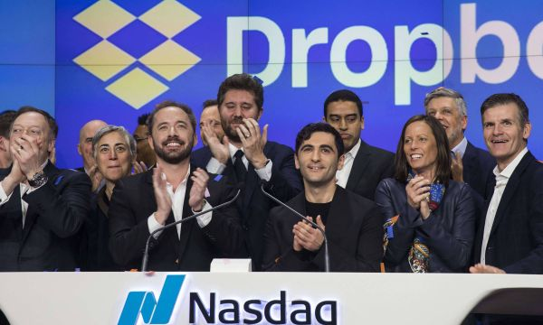 Assinaturas pagas crescem no Dropbox e resultado supera expectativa de Wall Street