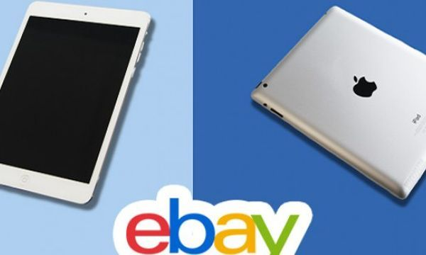 eBay deals: refurbished iPads with 12-moth warranty from £70