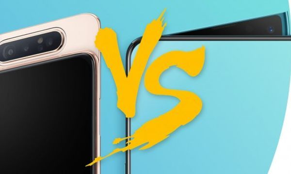 Weekly poll: Samsung Galaxy A80 vs. Oppo Reno 10x zoom