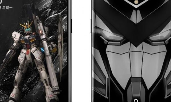 Oppo Reno Gundam edition surfaces